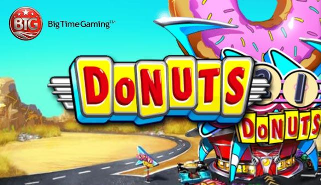 Donuts (Big Time Gaming) Slot Recension