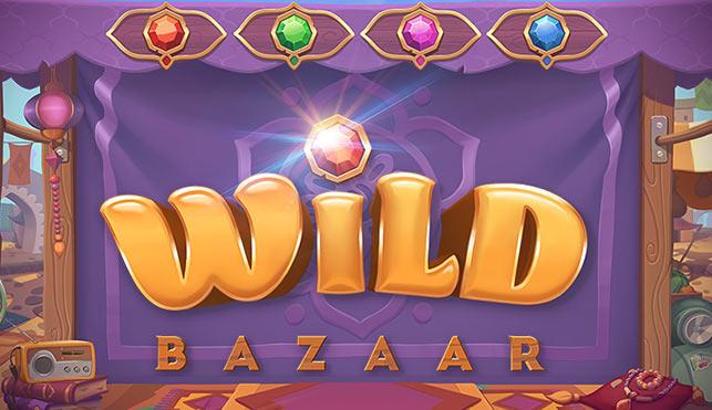 Wild Bazaar (NetEnt) Slot Recension