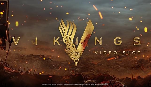 Vikings (NetEnt) Slot Recension