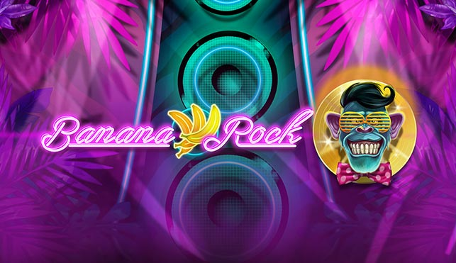 Banana Rock (Play'n GO) Slot Recension