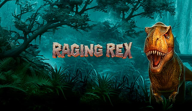 Raging Rex (Play'n GO) Slot Recension